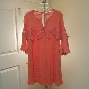 Andree by Unit pelham half sleeve dress size small